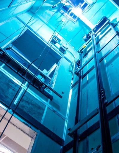 Mantenimiento de ascensores ya instalados