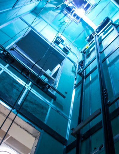 Manteniment d'ascensors ja instal·lats