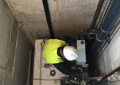 Instal·lació d'ascensor en obra nova – La Garriga