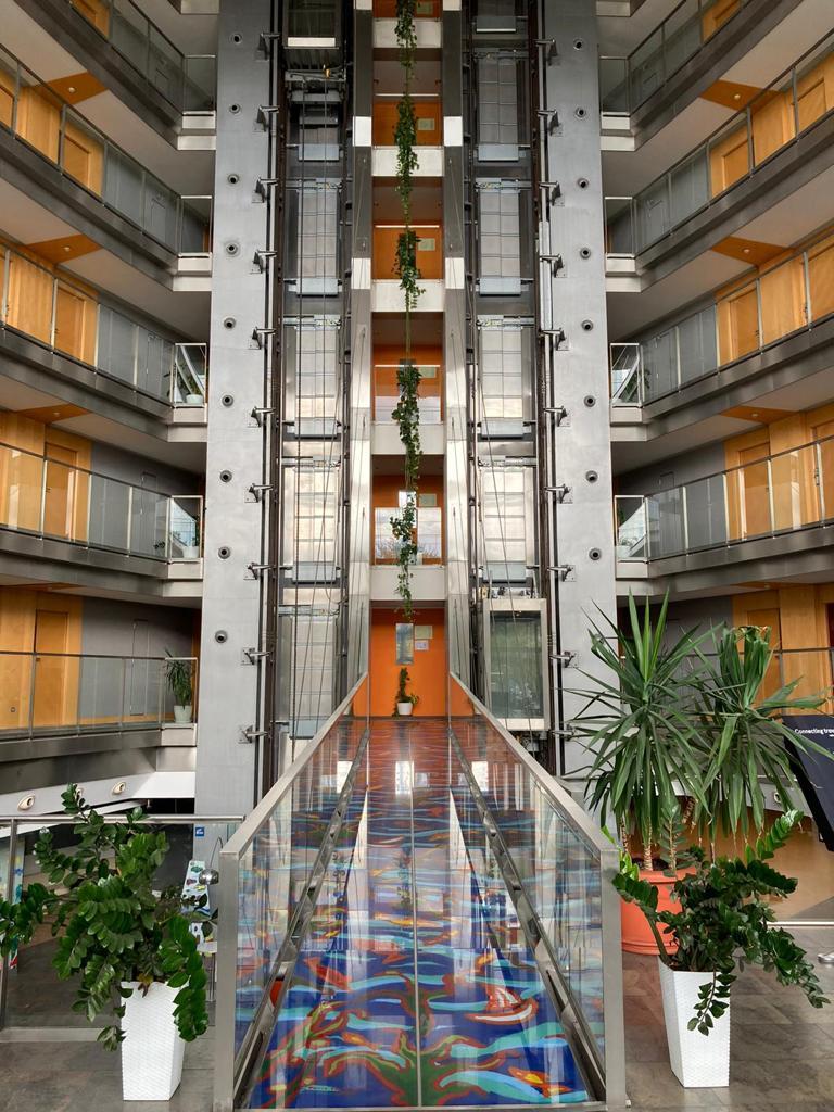 Ascensores Panorámicos - Hotel Gran Vía